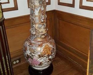 Large Broken Vase