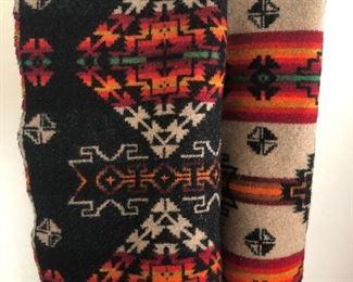 Pendleton blanket, vintage