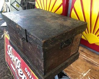 Stage Coach Box