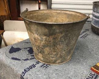 Heavy Metal Bucket