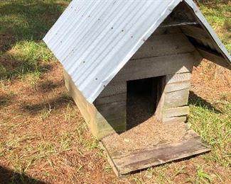 Home Made Dog House