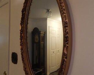 Entry mirror.