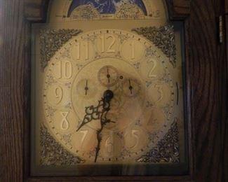 Grand Father clock.