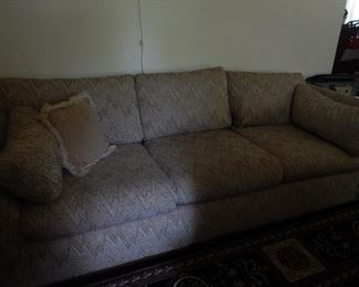 Three cushion sofa!