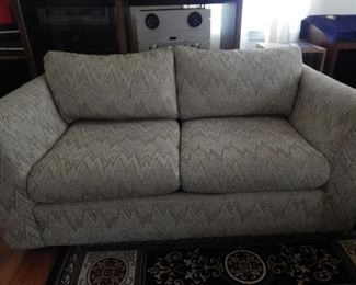 Love seat to match.