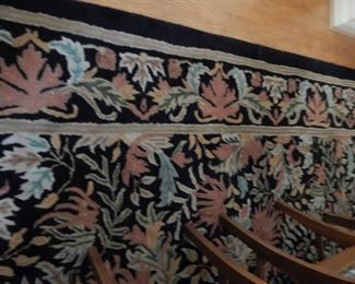 Dining room wool rug>>>large.