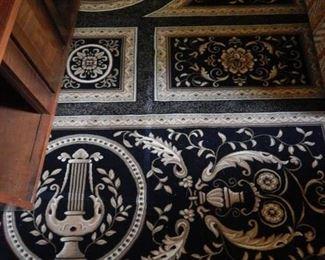 Amazing living room rug!