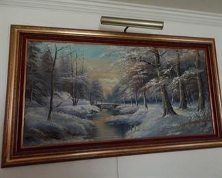 Landscape. ART