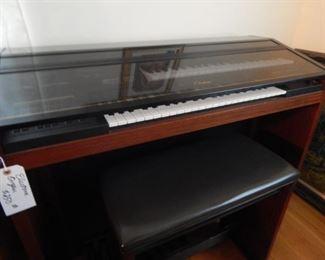 Nice organ.