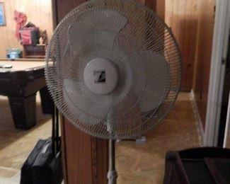 Floor fan.