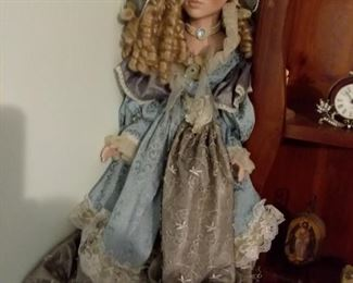 Vintage doll 36 inches