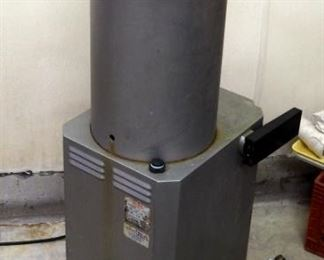 Commercial Mainca Stainless Steel Stuffer/Filler, 220 Volt Model EM-30
