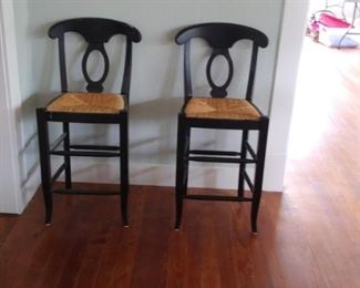 Two Bar Stools