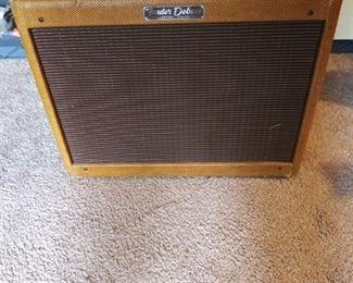 Fender Deluxe 1950s Vintage Amplifier