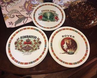 8 Pottery Barn plates