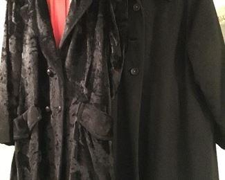 Vintage Ladies Coats...