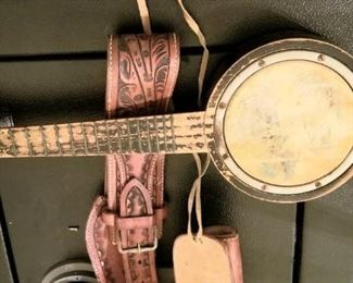 Antique musical instruments, needs TLC
