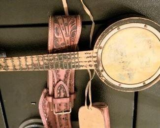 Antique musical instruments, needs TLC
