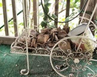 Beautiful tea cart