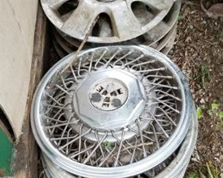 Rims and tires available