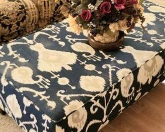 Large ottoman/coffee table