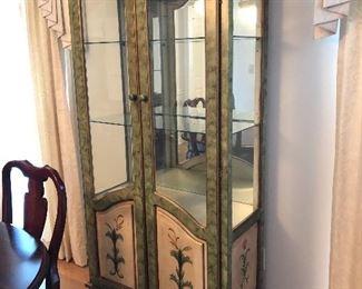 unique curio or display case