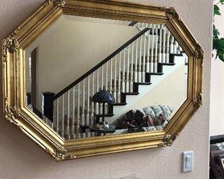Mirror - beveled