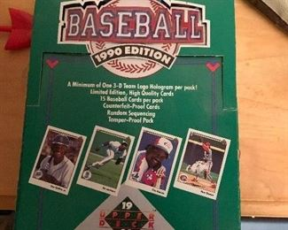 Baseball cards / Collectors cards