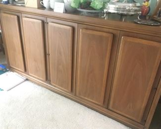 Mid-century buffet- excellent condition