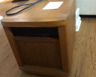 House 1: Portable heater