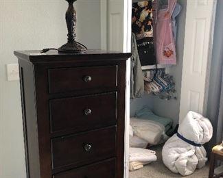 House 2: swivel armoire
