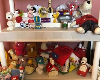 House 1: Snoopy collection