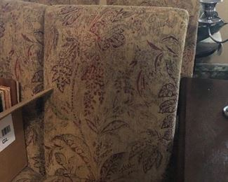 Parsons chairs set of 6