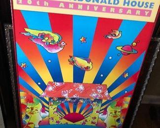 Peter Max Ronald McDonald House 20th Anniversary