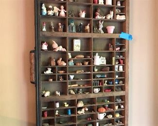 Minitures shelf not for sale