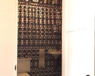 602  Kitchen  Powder Room