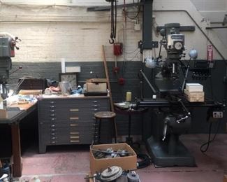 Vintage Flat File FULLY LOADED with intricate, highly sought after tools! Look through this site folks and take a peek in the FULLY LOADED drawers.