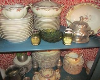 Limoges China Service