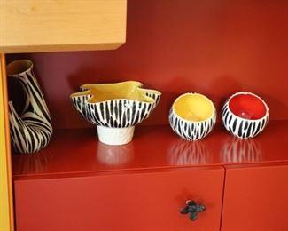 Beswick zebra ceramics