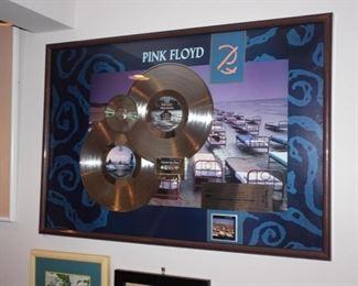 Pink Floyd multi platinum album