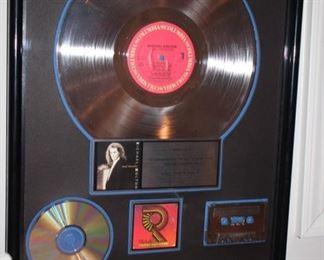 Michael Bolton platinum record
