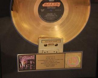 Cinderella gold record