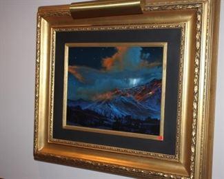 Dale Terbush original painting