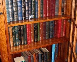 Easton Press books