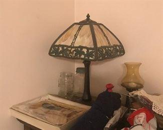 Handel lamp!