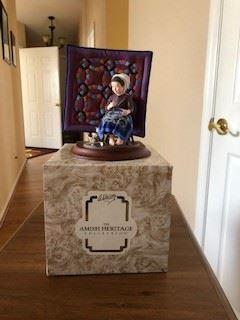 Amish Heritage Figurine