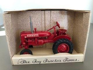 Ertl Farmall Tractor