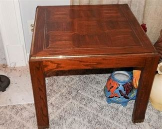 84. Chinese Style Low Table