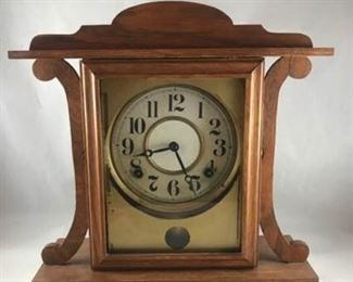 E Ingram Vintage Mantel Clock