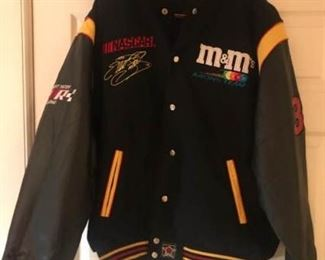 Mens NASCAR Jacket MMs